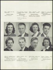Page 13, 1942 Edition, Orange High School - Key Yearbook (Orange, MA) online yearbook collection