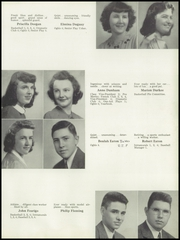 Page 15, 1942 Edition, Orange High School - Key Yearbook (Orange, MA) online yearbook collection