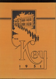 Page 1, 1951 Edition, Orange High School - Key Yearbook (Orange, MA) online yearbook collection