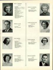 Page 11, 1951 Edition, Orange High School - Key Yearbook (Orange, MA) online yearbook collection