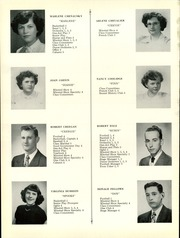 Page 12, 1951 Edition, Orange High School - Key Yearbook (Orange, MA) online yearbook collection