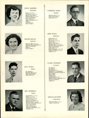 Page 14, 1951 Edition, Orange High School - Key Yearbook (Orange, MA) online yearbook collection