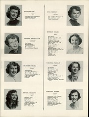Page 15, 1951 Edition, Orange High School - Key Yearbook (Orange, MA) online yearbook collection