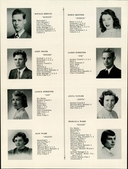 Page 16, 1951 Edition, Orange High School - Key Yearbook (Orange, MA) online yearbook collection