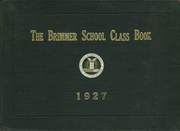 1927 Edition, Brimmer and May School - Yearbook (Chestnut Hill, MA)