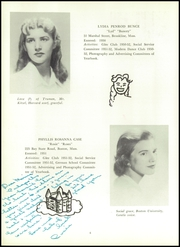 Page 10, 1952 Edition, Brimmer and May School - Yearbook (Chestnut Hill, MA) online yearbook collection