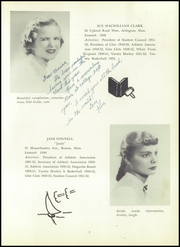 Page 11, 1952 Edition, Brimmer and May School - Yearbook (Chestnut Hill, MA) online yearbook collection