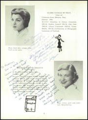 Page 12, 1952 Edition, Brimmer and May School - Yearbook (Chestnut Hill, MA) online yearbook collection