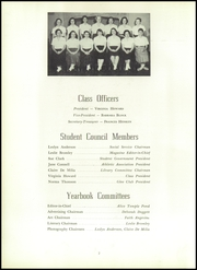 Page 6, 1952 Edition, Brimmer and May School - Yearbook (Chestnut Hill, MA) online yearbook collection