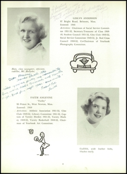 Page 8, 1952 Edition, Brimmer and May School - Yearbook (Chestnut Hill, MA) online yearbook collection