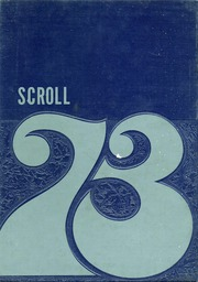 Page 1, 1973 Edition, St Annes School - Scroll Yearbook (Arlington, MA) online yearbook collection
