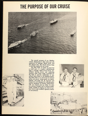 Page 10, 1964 Edition, Lindenwald (LSD 6) - Naval Cruise Book online yearbook collection