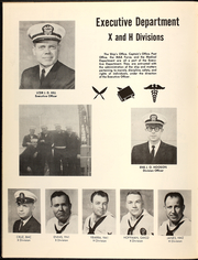 Page 12, 1964 Edition, Lindenwald (LSD 6) - Naval Cruise Book online yearbook collection