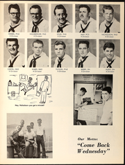 Page 13, 1964 Edition, Lindenwald (LSD 6) - Naval Cruise Book online yearbook collection