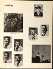 Page 17, 1964 Edition, Lindenwald (LSD 6) - Naval Cruise Book online yearbook collection