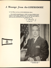 Page 5, 1964 Edition, Lindenwald (LSD 6) - Naval Cruise Book online yearbook collection