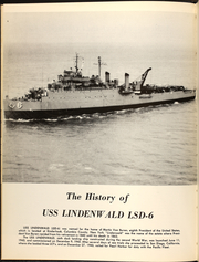 Page 6, 1964 Edition, Lindenwald (LSD 6) - Naval Cruise Book online yearbook collection