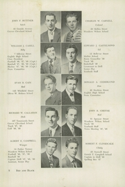 Page 12, 1949 Edition, Dorchester High School for Boys - Red and Black Yearbook (Dorchester, MA) online yearbook collection