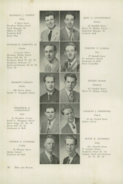 Page 14, 1949 Edition, Dorchester High School for Boys - Red and Black Yearbook (Dorchester, MA) online yearbook collection
