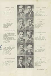 Page 15, 1949 Edition, Dorchester High School for Boys - Red and Black Yearbook (Dorchester, MA) online yearbook collection
