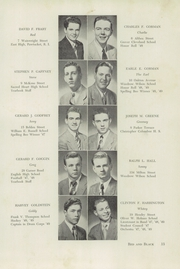Page 17, 1949 Edition, Dorchester High School for Boys - Red and Black Yearbook (Dorchester, MA) online yearbook collection