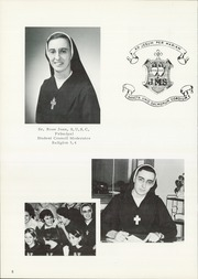 Page 12, 1969 Edition, Notre Dame High School - Stella Maris Yearbook (Cambridge, MA) online yearbook collection
