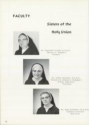Page 14, 1969 Edition, Notre Dame High School - Stella Maris Yearbook (Cambridge, MA) online yearbook collection