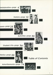 Page 7, 1969 Edition, Notre Dame High School - Stella Maris Yearbook (Cambridge, MA) online yearbook collection