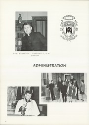 Page 8, 1969 Edition, Notre Dame High School - Stella Maris Yearbook (Cambridge, MA) online yearbook collection