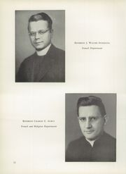 Page 16, 1947 Edition, St Sebastians School - Arrow Yearbook (Newton, MA) online yearbook collection