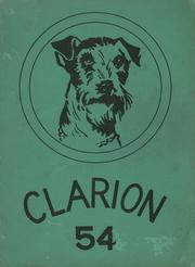 Page 1, 1954 Edition, Holden High School - Clarion Yearbook (Holden, MA) online yearbook collection