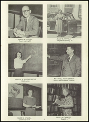 Page 11, 1954 Edition, Holden High School - Clarion Yearbook (Holden, MA) online yearbook collection