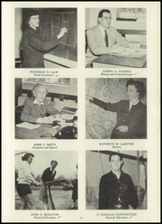 Page 13, 1954 Edition, Holden High School - Clarion Yearbook (Holden, MA) online yearbook collection