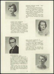 Page 14, 1954 Edition, Holden High School - Clarion Yearbook (Holden, MA) online yearbook collection