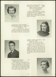 Page 16, 1954 Edition, Holden High School - Clarion Yearbook (Holden, MA) online yearbook collection