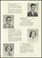 Page 17, 1954 Edition, Holden High School - Clarion Yearbook (Holden, MA) online yearbook collection