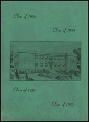 Page 2, 1954 Edition, Holden High School - Clarion Yearbook (Holden, MA) online yearbook collection