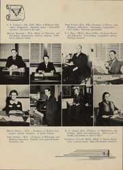Page 12, 1942 Edition, Bethany Peniel College - Arrow Yearbook (Bethany, OK) online yearbook collection