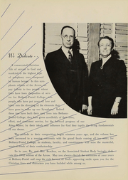 Page 7, 1942 Edition, Bethany Peniel College - Arrow Yearbook (Bethany, OK) online yearbook collection
