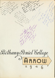 Page 5, 1946 Edition, Bethany Peniel College - Arrow Yearbook (Bethany, OK) online yearbook collection