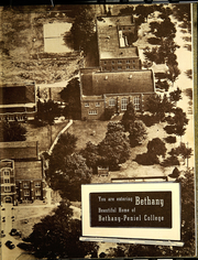 Page 3, 1949 Edition, Bethany Peniel College - Arrow Yearbook (Bethany, OK) online yearbook collection