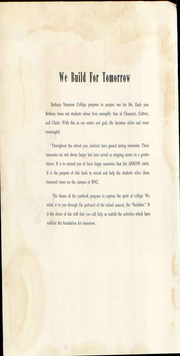 Page 8, 1960 Edition, Bethany Peniel College - Arrow Yearbook (Bethany, OK) online yearbook collection