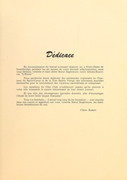 Page 15, 1953 Edition, Notre Dame High School - L Etoile Yearbook (Southbridge, MA) online yearbook collection