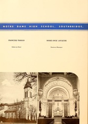 Page 8, 1953 Edition, Notre Dame High School - L Etoile Yearbook (Southbridge, MA) online yearbook collection
