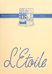 Page 9, 1953 Edition, Notre Dame High School - L Etoile Yearbook (Southbridge, MA) online yearbook collection