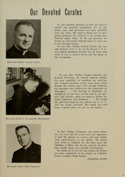 Page 15, 1959 Edition, Notre Dame High School - L Etoile Yearbook (Southbridge, MA) online yearbook collection