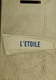 Page 1, 1962 Edition, Notre Dame High School - L Etoile Yearbook (Southbridge, MA) online yearbook collection