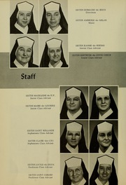 Page 10, 1962 Edition, Notre Dame High School - L Etoile Yearbook (Southbridge, MA) online yearbook collection