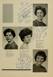 Page 13, 1962 Edition, Notre Dame High School - L Etoile Yearbook (Southbridge, MA) online yearbook collection