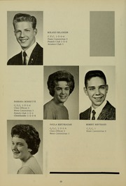 Page 14, 1962 Edition, Notre Dame High School - L Etoile Yearbook (Southbridge, MA) online yearbook collection
